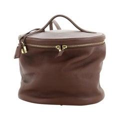 Hermes Intercity Victoria Travel Case Leather