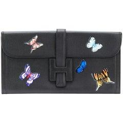 Hermès Jige Butterfly Clutch