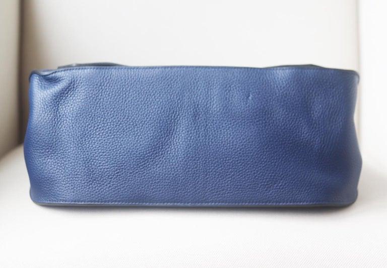Hermès Jypsière 37cm Togo Palladium H/D Bag For Sale 2