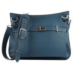 Hermes Jypsiere Bag Clemence 37