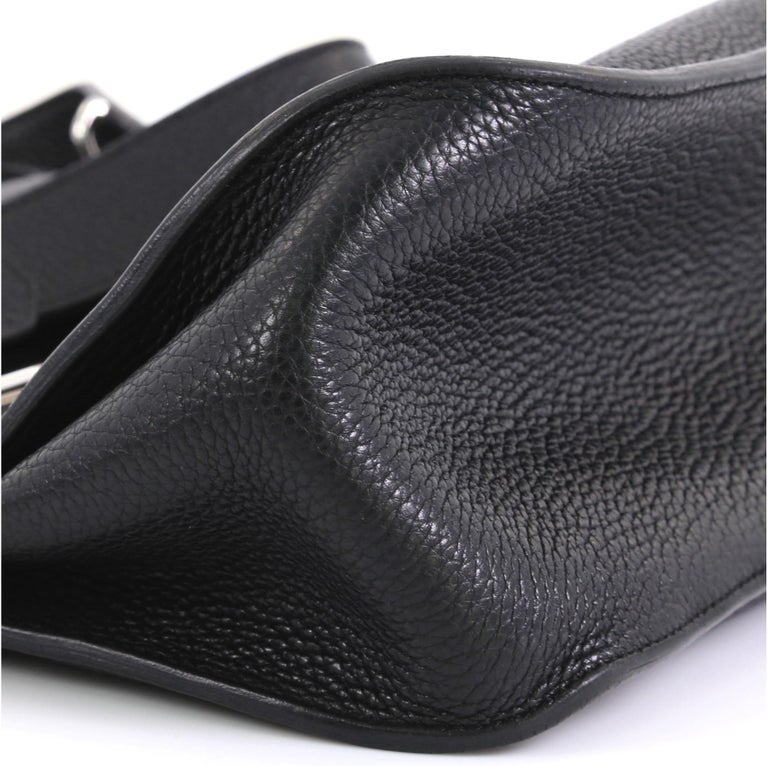 Hermes Jypsiere Handbag Clemence 28 For Sale 3