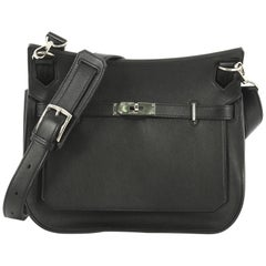 Hermes Jypsiere Handbag Swift 28