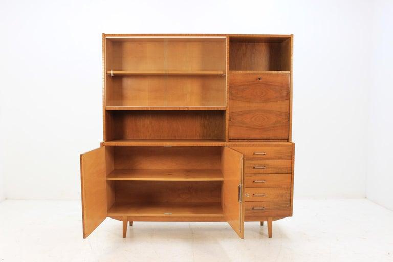 Mid Century Modern Midcentury Cabinet By František Mezulánik 1960s For