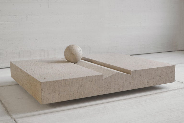 Modern Sunday Coffee Table by May Furniture For Sale