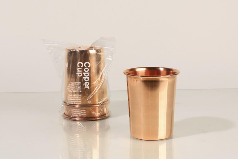American Copper Cup For Sale