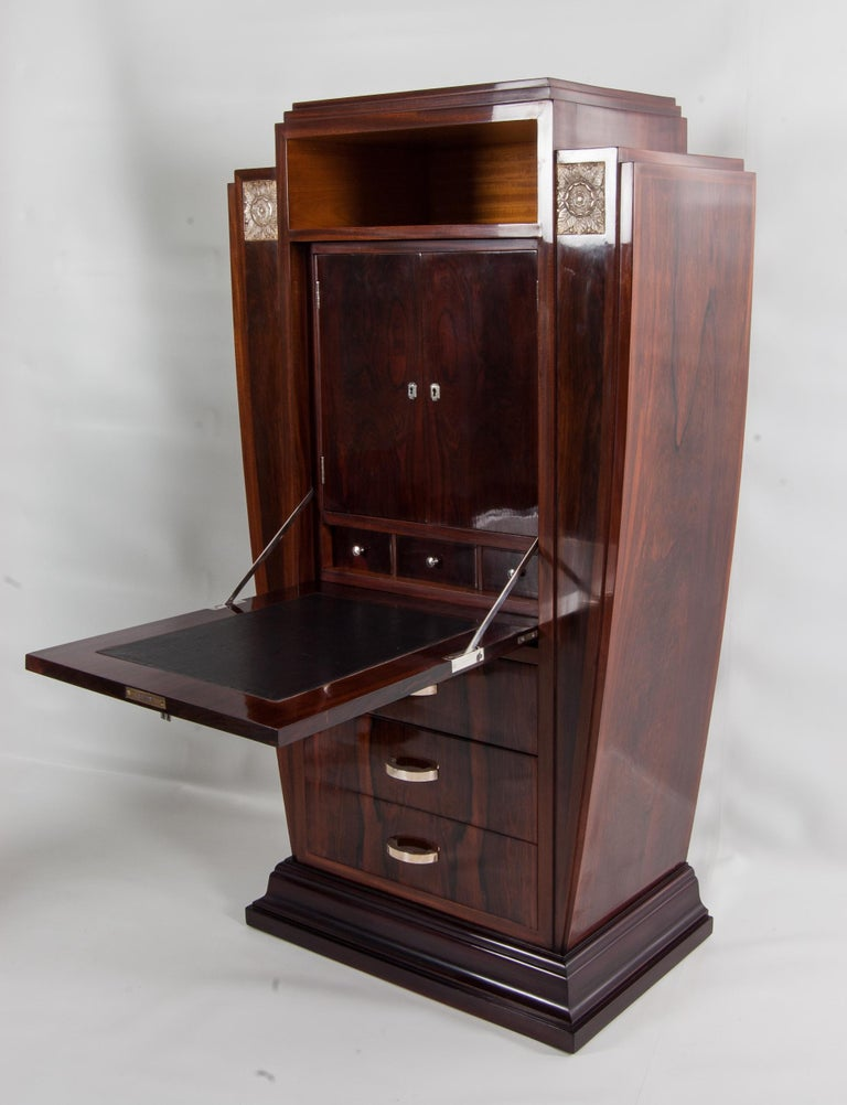 Early 20th Century Antique French Art Deco Cabinet from the 1920s For Sale