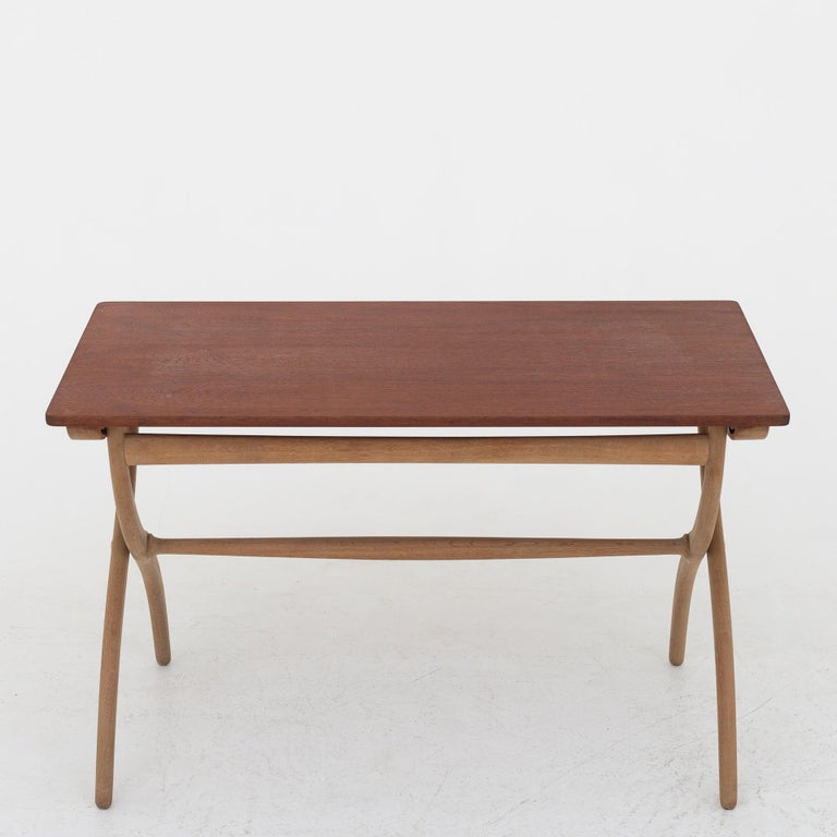 20th Century Folding Table by Ole Wanscher For Sale