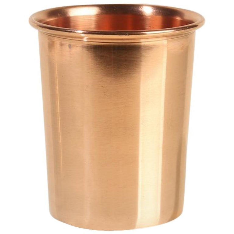 Copper Cup For Sale