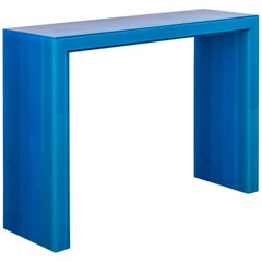 Blue Gradient Console by Facture Studio