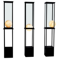 Moon Cabinets by Anna Karlin