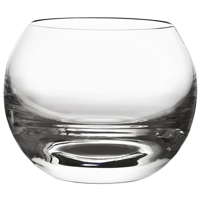 Tulip whisky glass by Aldo Cibic