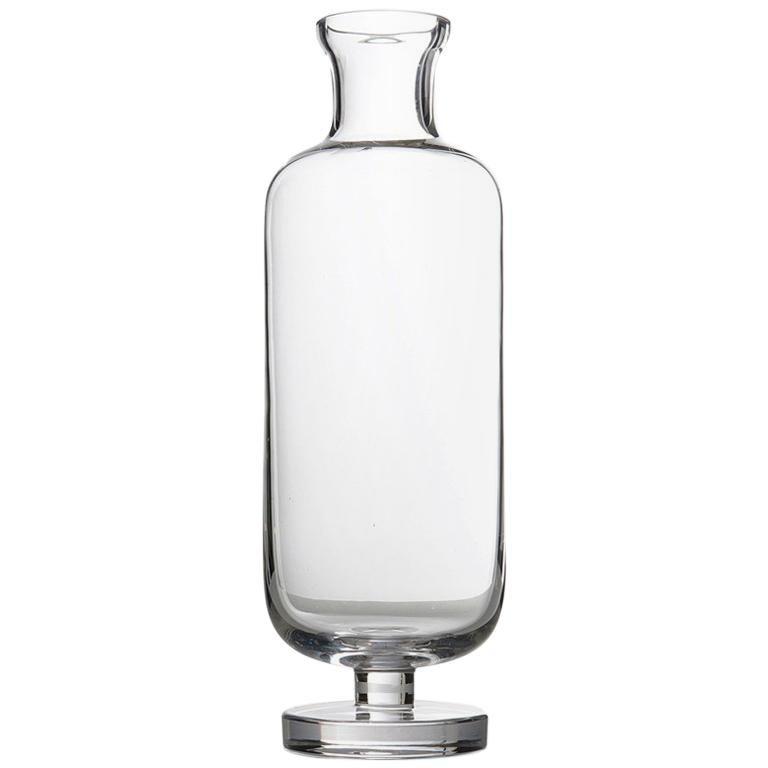 Tulip Glass Bottle by Aldo Cibic