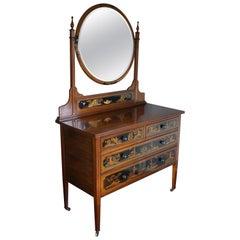 antique vanity dresser