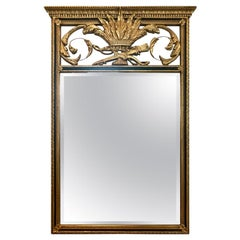 Gold Giltwood Mirror Decorative Arts Friedman Brothers New York