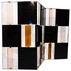 Paravent by Rodolfo Dordoni for Venini, Room Divider
