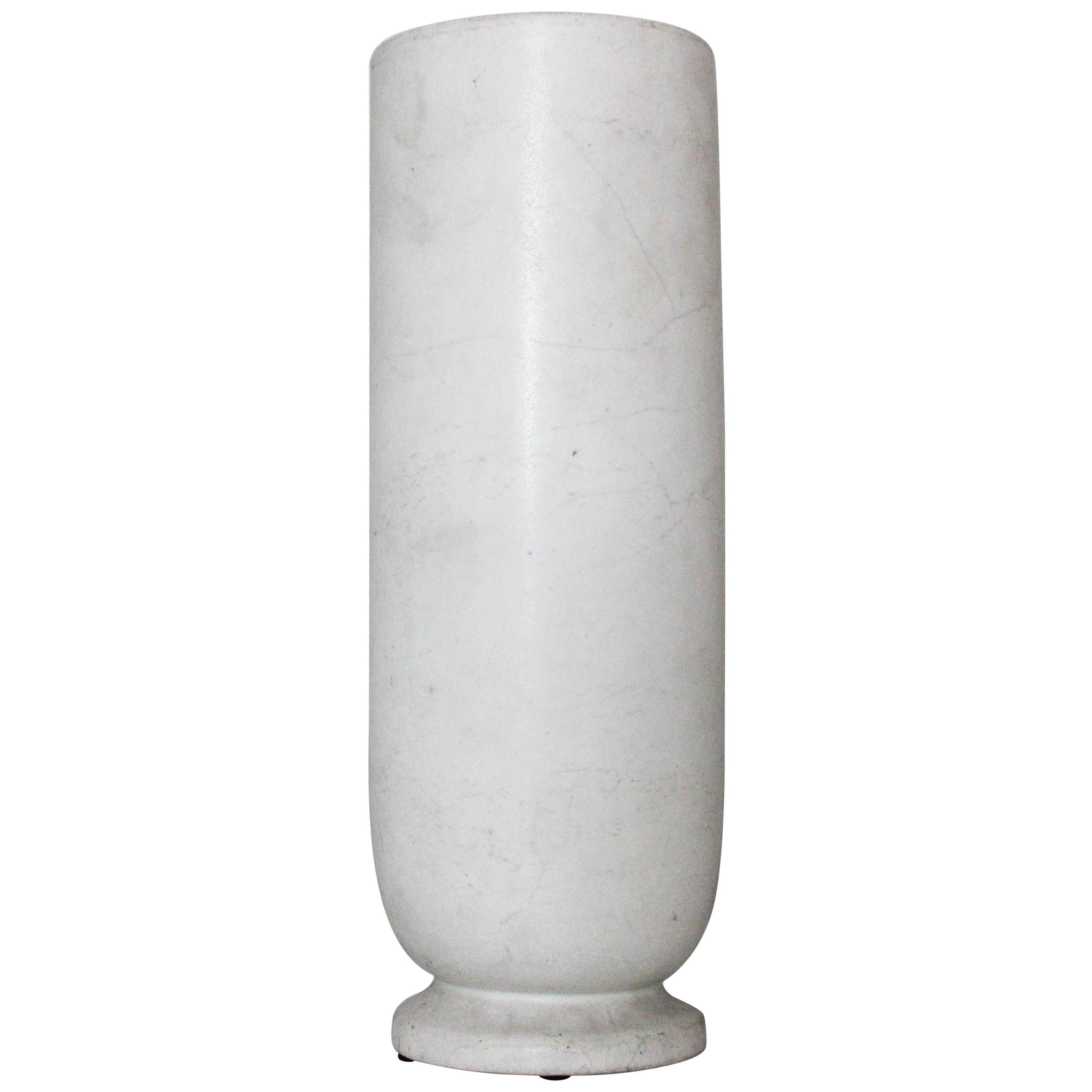 "Midcentury Wilhelm Kåge ""Carrara"" Vase by Gustavsberg"