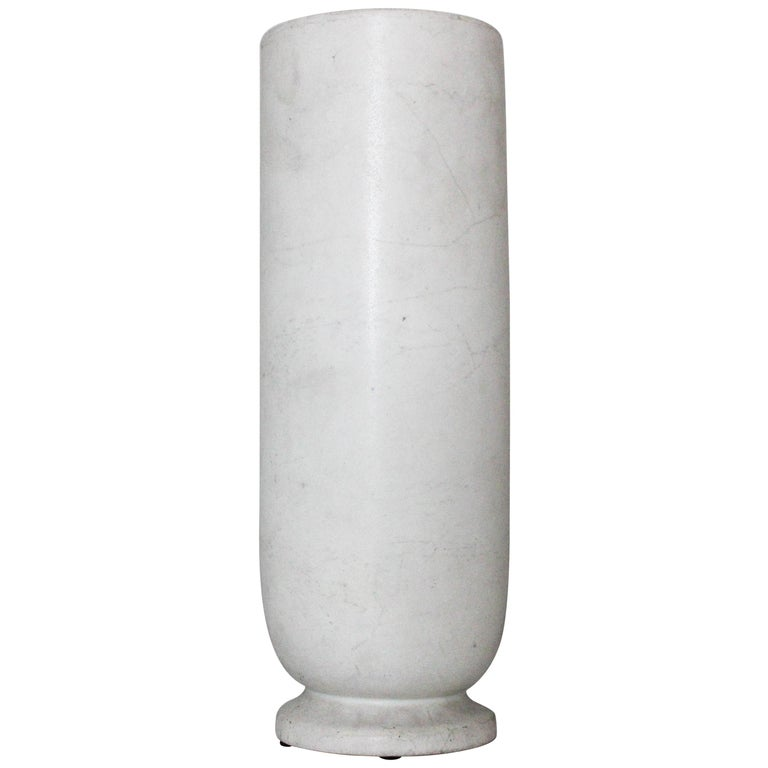 "Midcentury Wilhelm Kåge ""Carrara"" Vase by Gustavsberg For Sale"