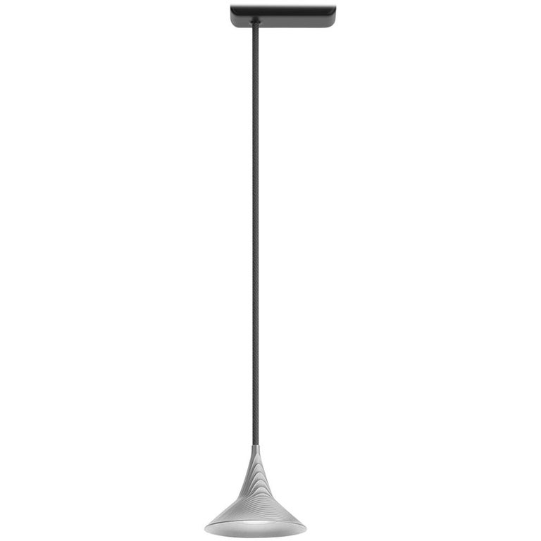 Artemide Unterlinden LED Pendant Light in Aluminum by Herzog & De Meuron For Sale