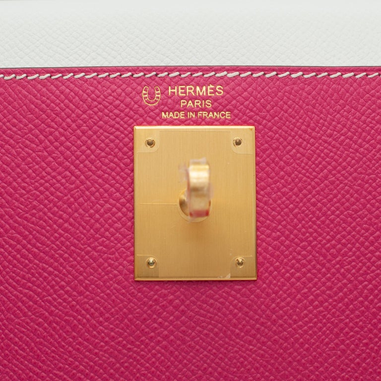 Brand: Hermès  Style: Kelly Sellier