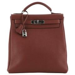 Hermes Kelly Ado Backpack Togo 28