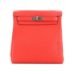 Hermes Kelly Ado II Backpack Clemence 20
