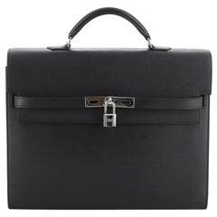 Hermes Kelly Depeche Bag Epsom 34
