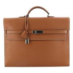 Hermes Kelly Depeche Handbag Epsom 38