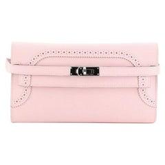 Hermes Kelly Ghillies Wallet Swift Long
