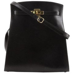 Hermes Kelly Sport Bag Box Calf GM