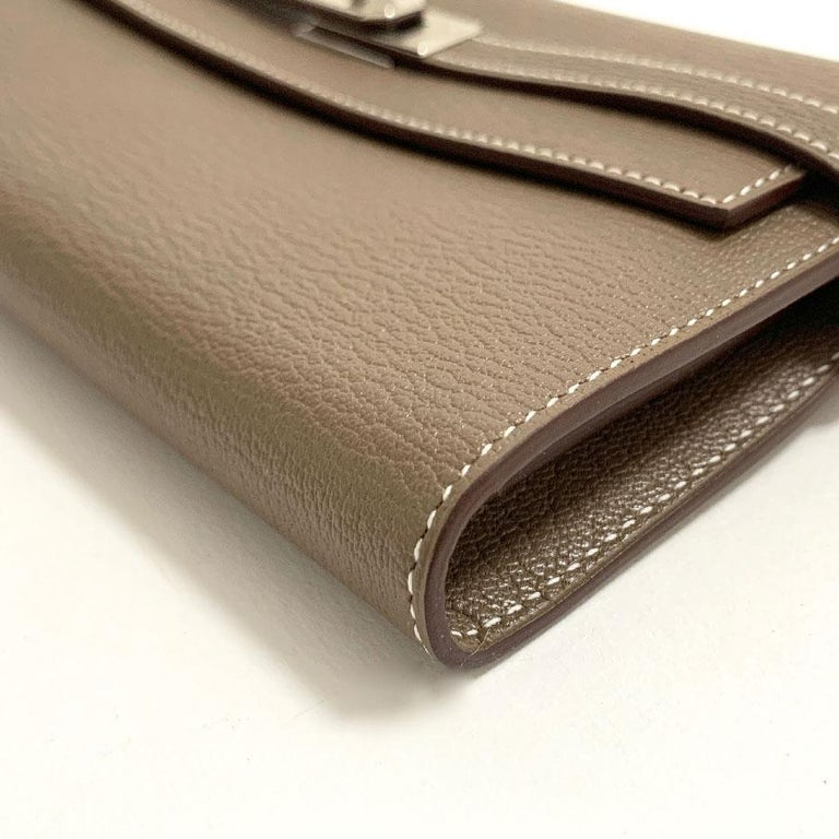 HERMES Kelly Wallet For Sale 3