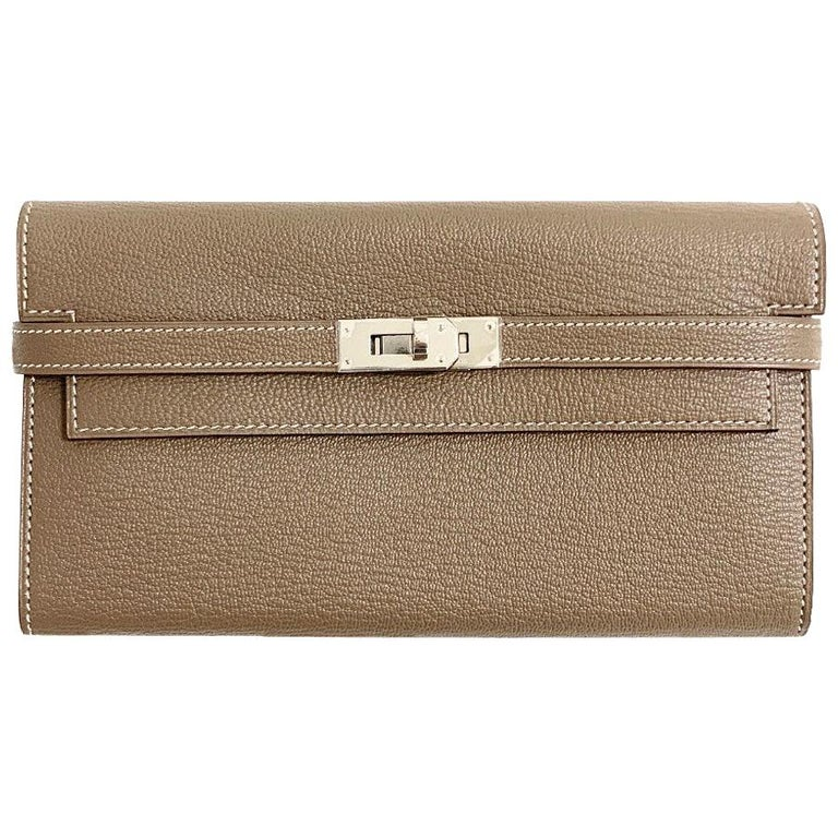 HERMES Kelly Wallet For Sale