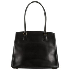 Hermes La Handbag Leather