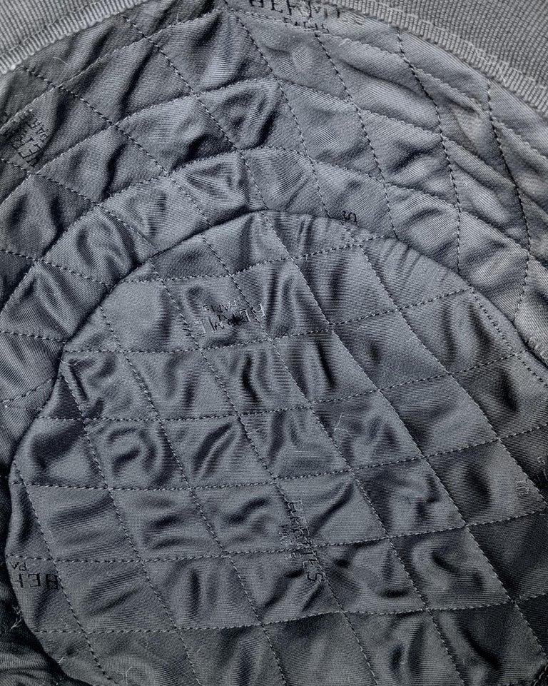Hermès Lambskin Chapka  For Sale 4