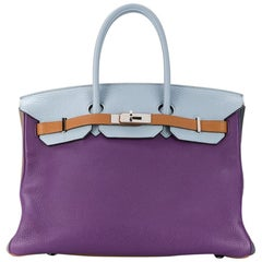 Hermès Limited Edition Harlequin 35cm Birkin Bag