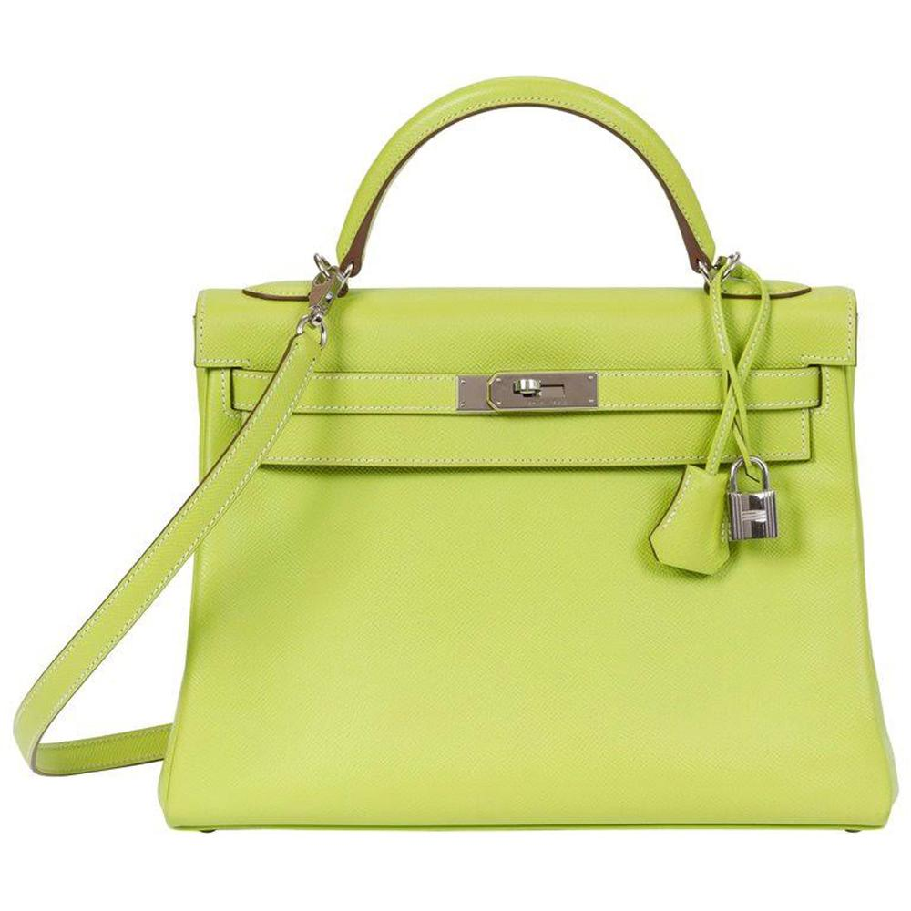 076e091ac99a Hermes Kelly 32Cm Handbags - 82 For Sale on 1stdibs