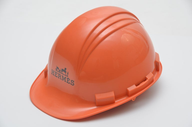 Limited edition Hermes helmet