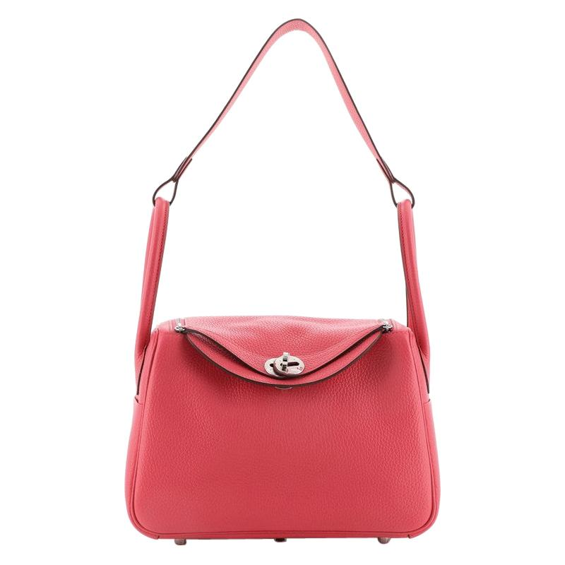 Hermes Lindy Bag Clemence 26