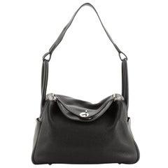 Hermes Lindy Bag Clemence 30