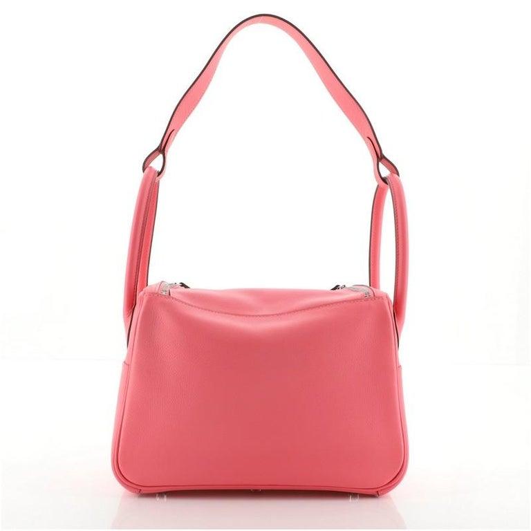 Women's or Men's Hermes Lindy Bag Evercolor 26 For Sale
