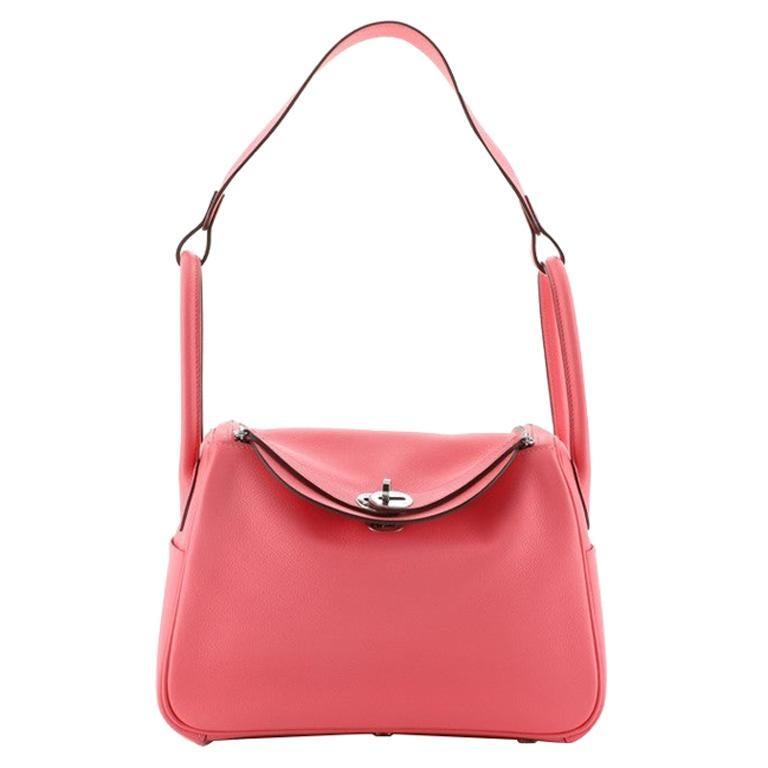 Hermes Lindy Bag Evercolor 26 For Sale