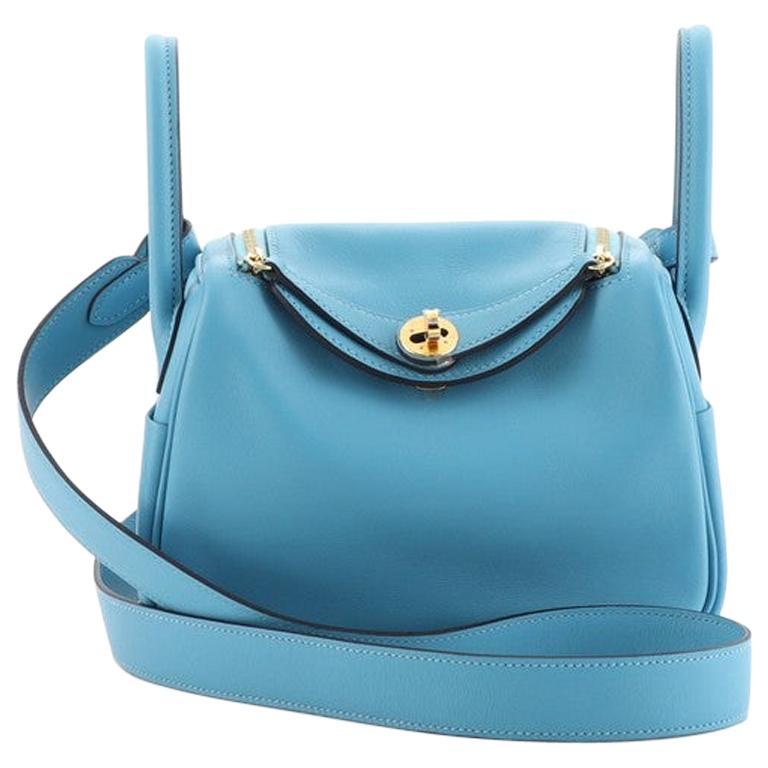 Hermes Lindy Bag Swift Mini