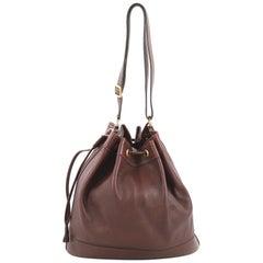 Hermes Market Handbag Leather 28