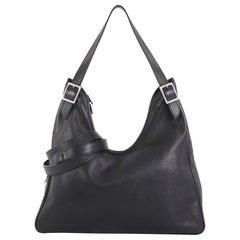 Hermes Massai Cut Handbag Leather 32