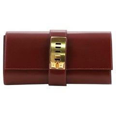 Hermes Medor Clutch Box Calf 23
