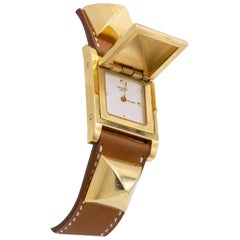 Hermès Medor Gold-Plated