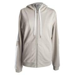 Hermes Men's Hooded Zipped Sweater Jogging Hoodie M
