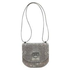 Hermes Mosaique Au 24 Bag Lizard 17