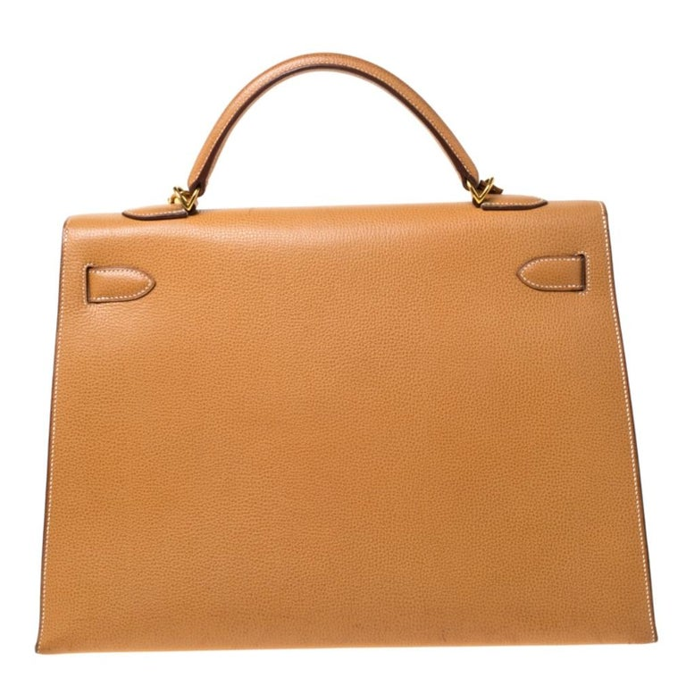 First designed by Robert Dumas as a functional bag for independent women, the Kelly bag is a name respected and loved around the world. Years ago, it was launched to a rather demure response, but today, it is revered as more than just a fashion