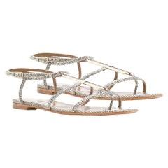 Hermès Ombre Sandals
