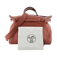 Hermes Oxer Bag Leather
